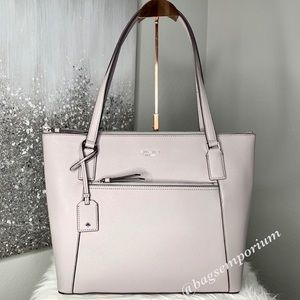 Kate Spade Cameron Large Leather Pocket Tote